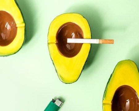 Scrumiera Avocado [2]