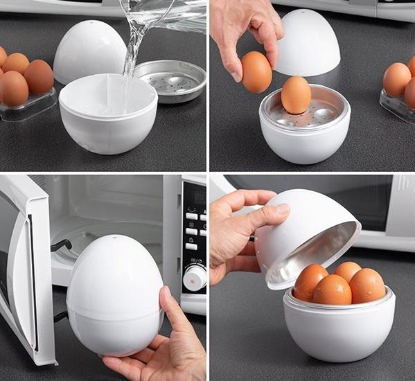 Fierbător de ouă pentru cuptorul cu microunde [2]