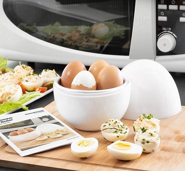 Fierbător de ouă pentru cuptorul cu microunde 0
