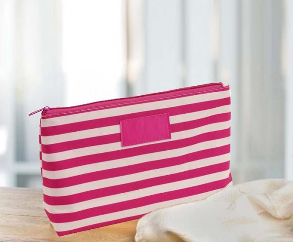 Geanta cosmetice Strips Roz 0