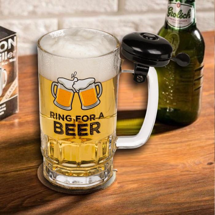 """Halba de bere """" Ring for a beer"""" [0]"""