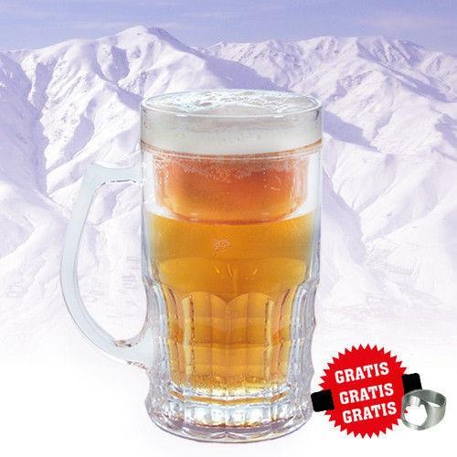 Halba de bere pentru congelator