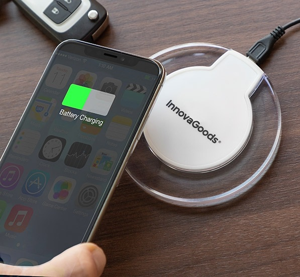 Incărcător Fără fir Pentru Smartphone-uri Qi Wh 2