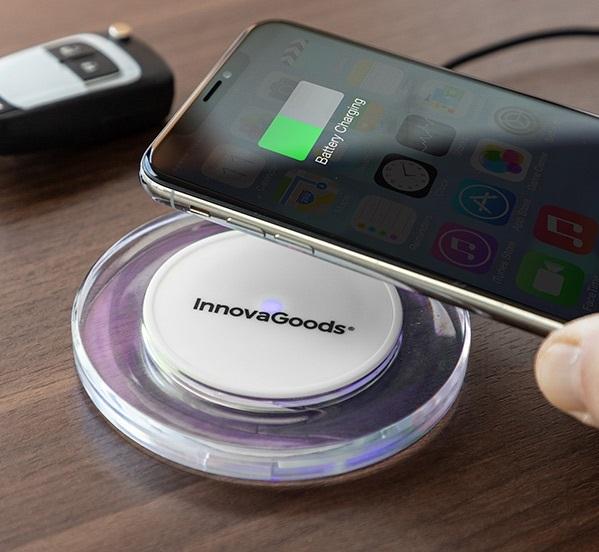 Incărcător Fără fir Pentru Smartphone-uri Qi Wh 3