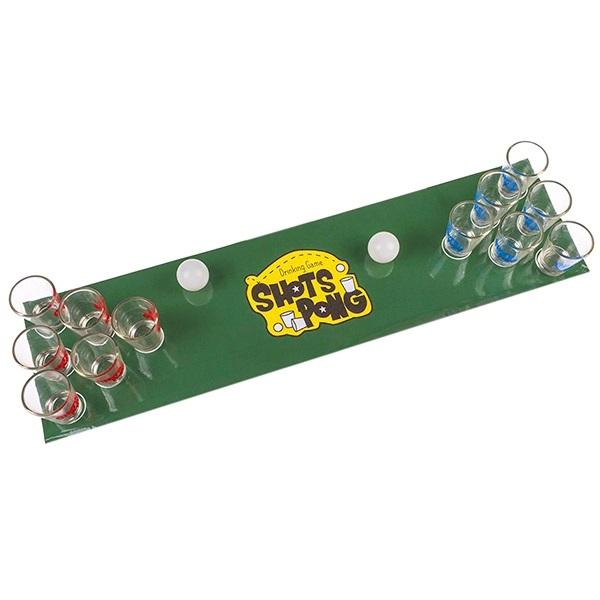 Joc de baut shoturi Pong 1