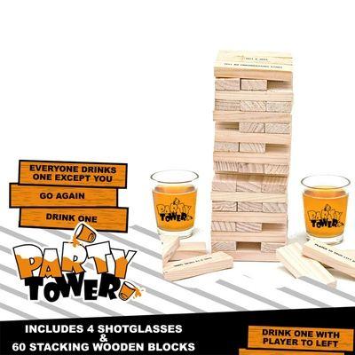 Joc de societate Turnul betivului 2