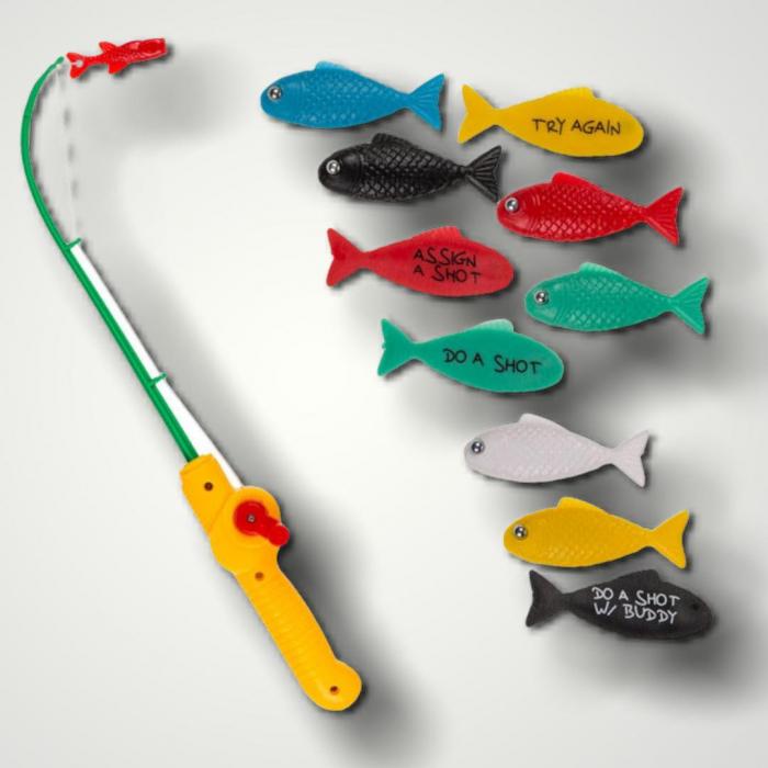 """Joc de petrecere """"La pescuit"""" 1"""