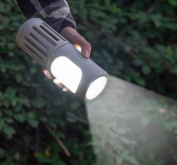 Lampa anti tantari lanternă și felinar portabil 3 în 1 3
