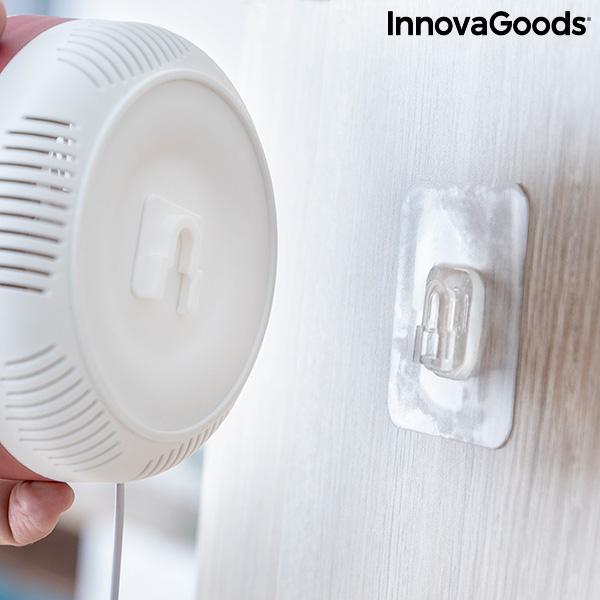 Lampa anti-țânțari pe baza de aspirație cu suport de perete KL [6]