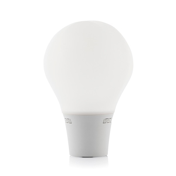 Lampă Bec LED Tactil din Silicon cu Boxă 4