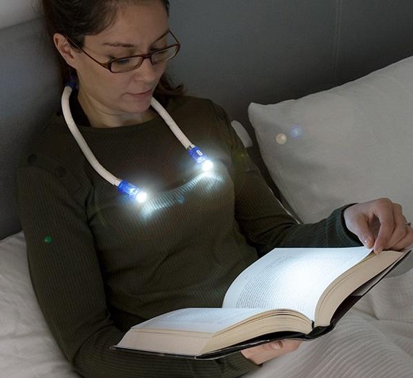 Lampa de citit LED 2