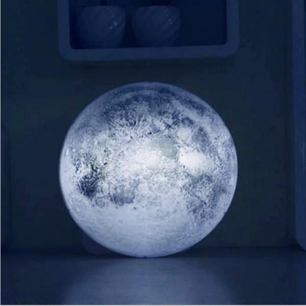 Lampa de perete cu fazele lunii 0