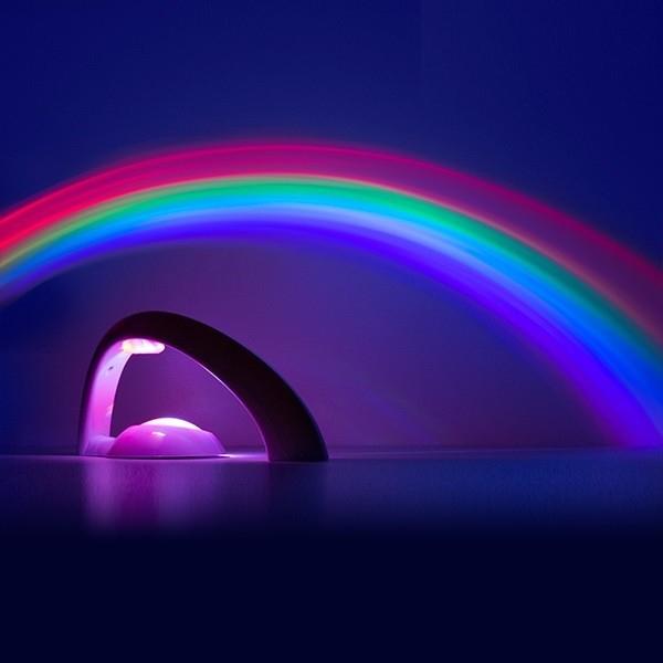 Lampa led cu proiector Curcubeu 0