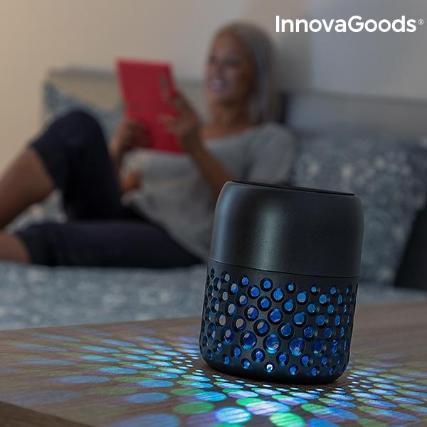 Lampă LED reîncărcabilă cu difuzor Bluetooth Mandalamp 3