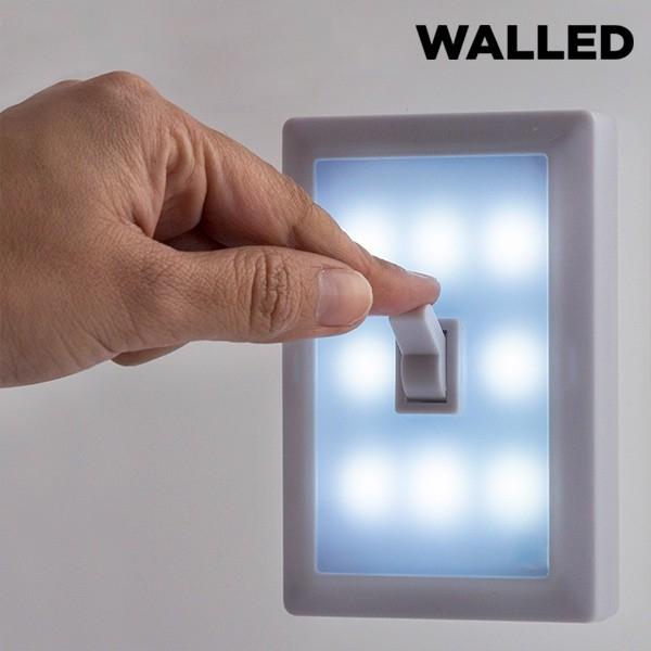 Lampa Portabila cu LED si Întrerupator Walled SW15 0