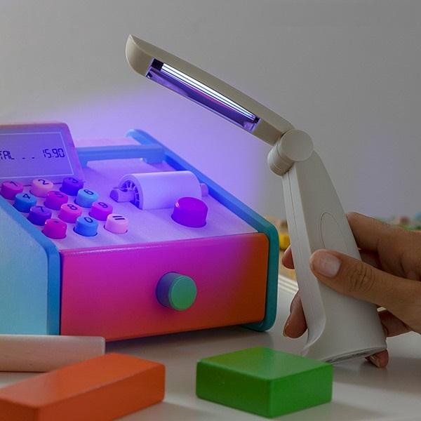 Lampa UV plianta pentru dezinfectie Nilum 2