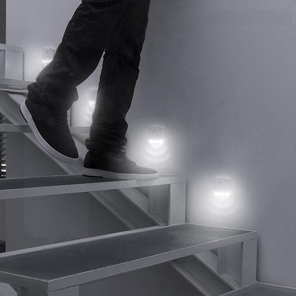 LED cu senzor de mișcare -Set 2 bucati 1