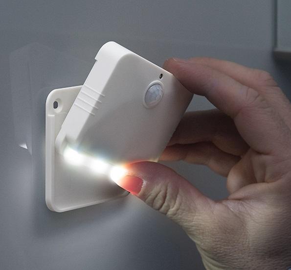 LED cu senzor de mișcare -Set 2 bucati 2