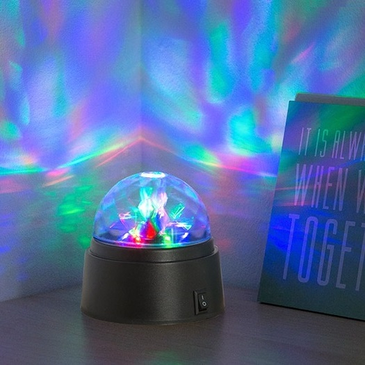 Lumina Led rotativa pentru petreceri [0]
