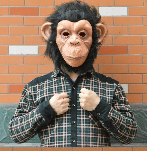 Masca Cimpanzeu 0
