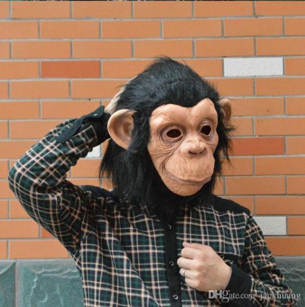 Masca Cimpanzeu 1