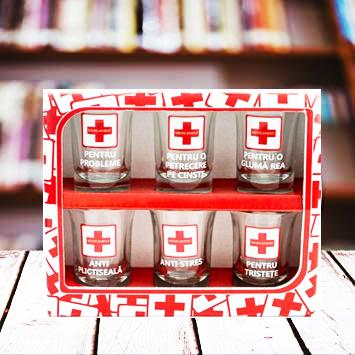 Pahare shoturi Haioase Medicament 0