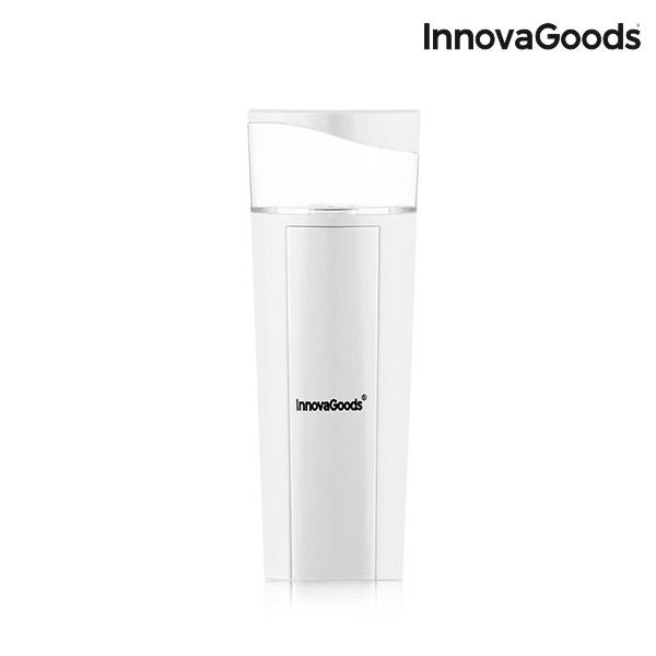 Nanospray dezinfectant 3-în-1 și atomizor facial cu acumulator extern 5
