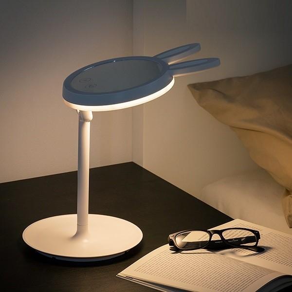 Oglinda-lampă Led pentru machiaj 2 în 1 Bany 3