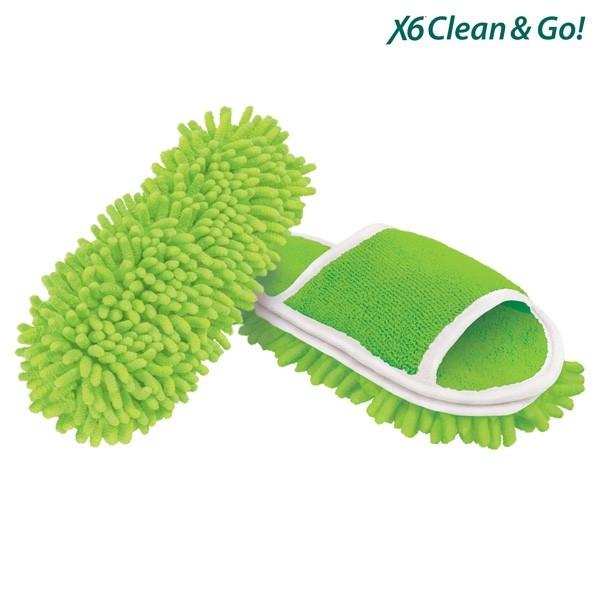 Papuci de Casa  Mop Clean & Go 1