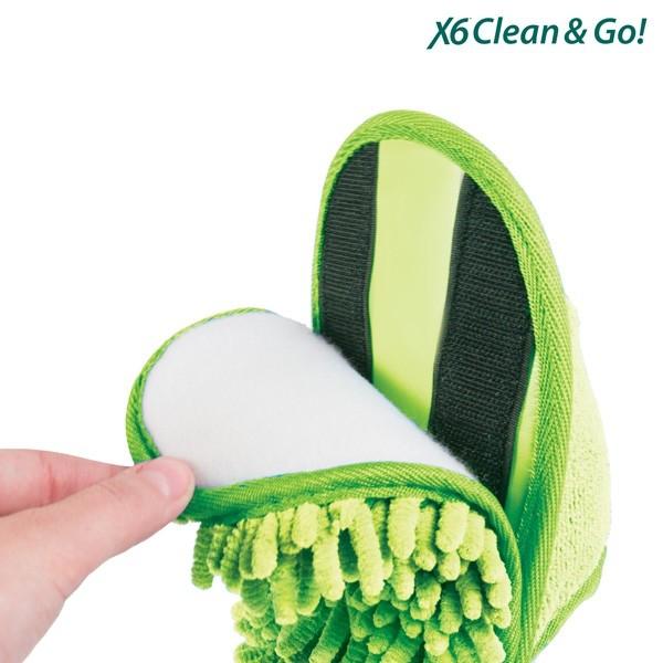 Papuci de Casa  Mop Clean & Go 2