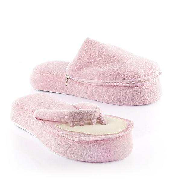 Papuci din spuma cu memorie pentru pedichiura 2