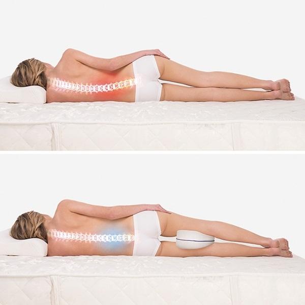 Perna ergonomica pentru genunchi și picioare 4