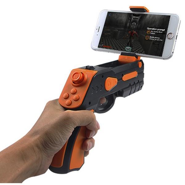 Pistol BLUETOOTH Gaming AR GUN  pentru SMARTPHONE 0