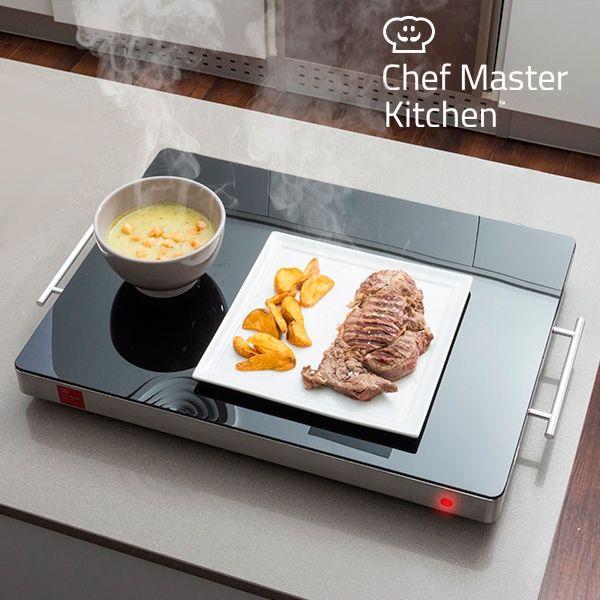 Placa Incalzire Mancaruri Chef Master Kitchen 0