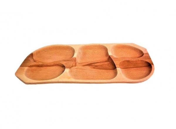 Platou lemn din stejar 0
