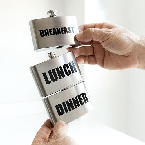 Plosca Breakfast Lunch Dinner 0