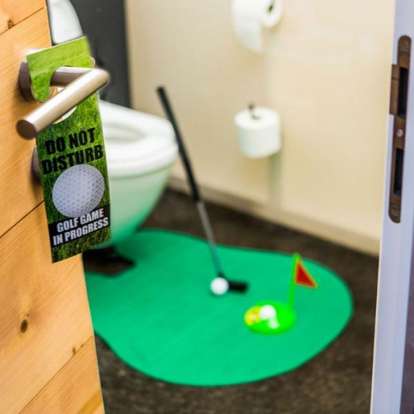 Set Golf pentru toaleta 1