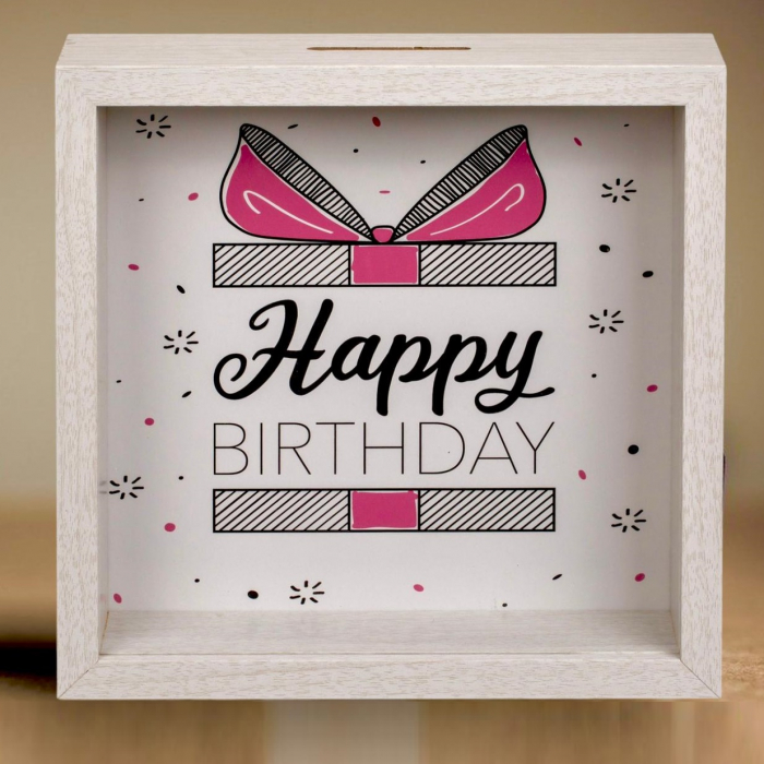 Pusculita Happy Birthday