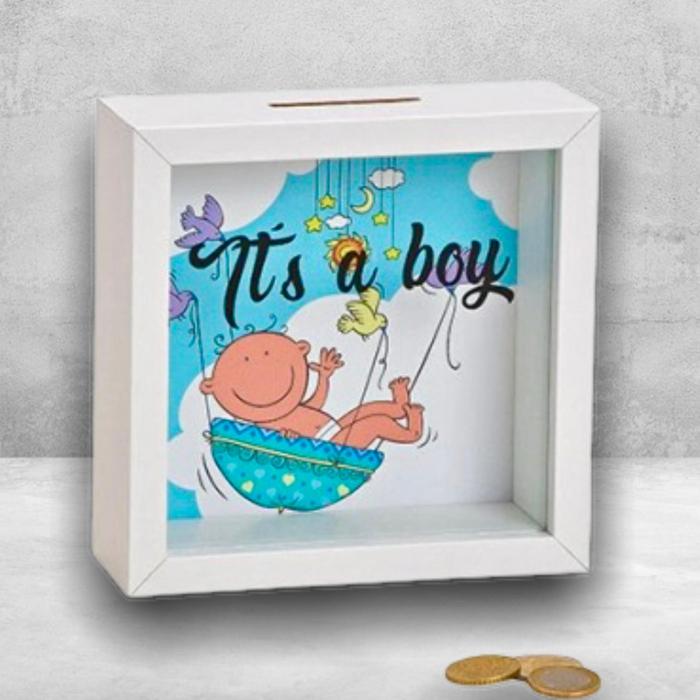 Pusculita It's a boy 0