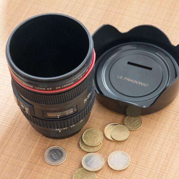 Pusculita obiectiv de aparat foto 3