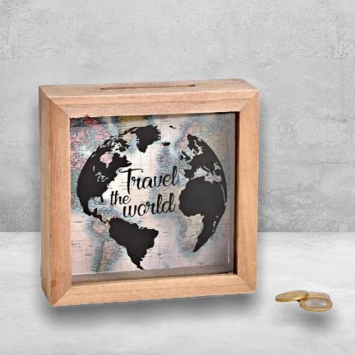 Pusculita Travel the world 0