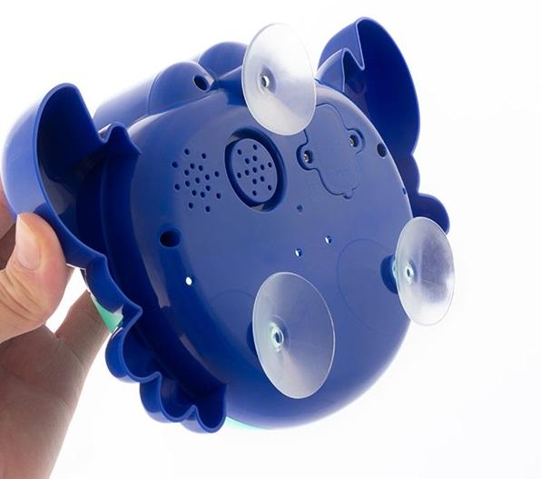 Rac muzical cu baloane de sapun 5