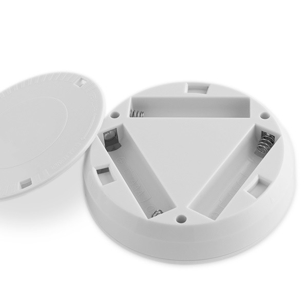 Reflector LED cu senzor vocal 3
