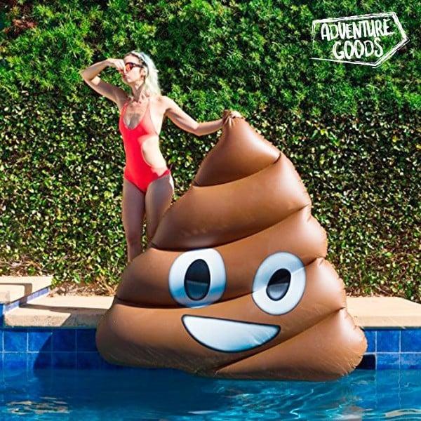 Saltea gonflabila Poo Emotion 0