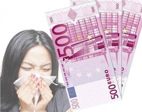 Servetele - 500 EURO