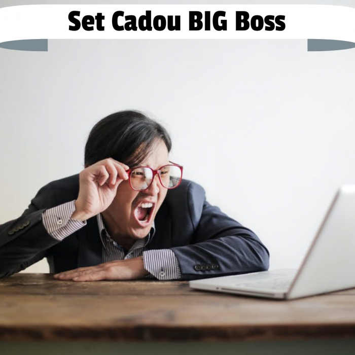 Set Cadou BIG Boss 0