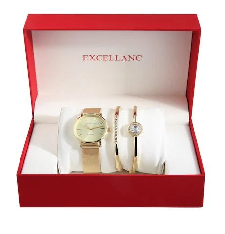 Set cadou Excellanc Exclusive Gold 1