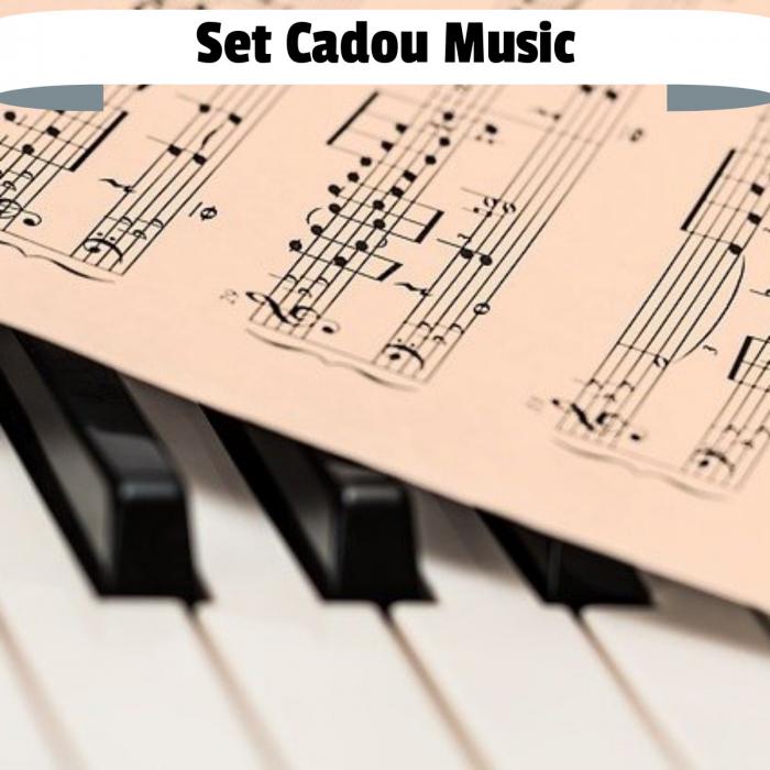 Set Cadou Music 0
