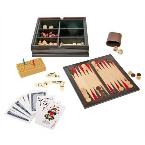 Set jocuri Sah , Table, Domino, Carti 1
