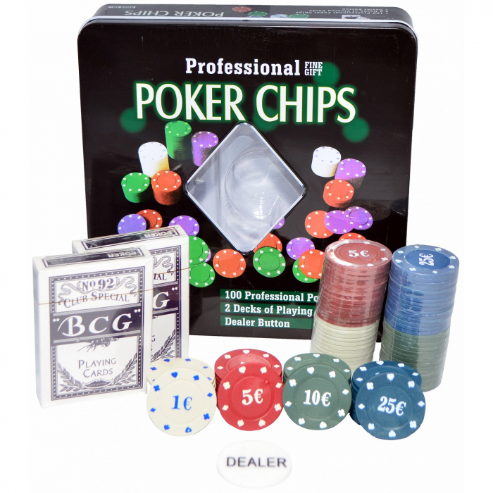 Set Poker Texas - jetoane [0]